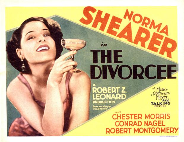 The Divorcee 1930 Norma Shearer
