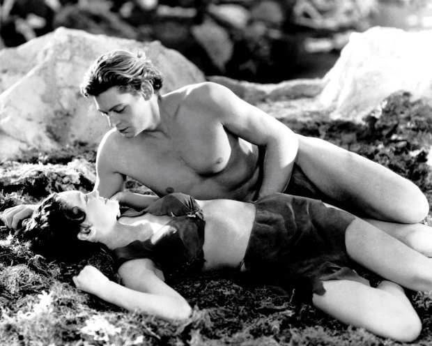 Tarzan and His Mate Weissmuller O'Sullivan