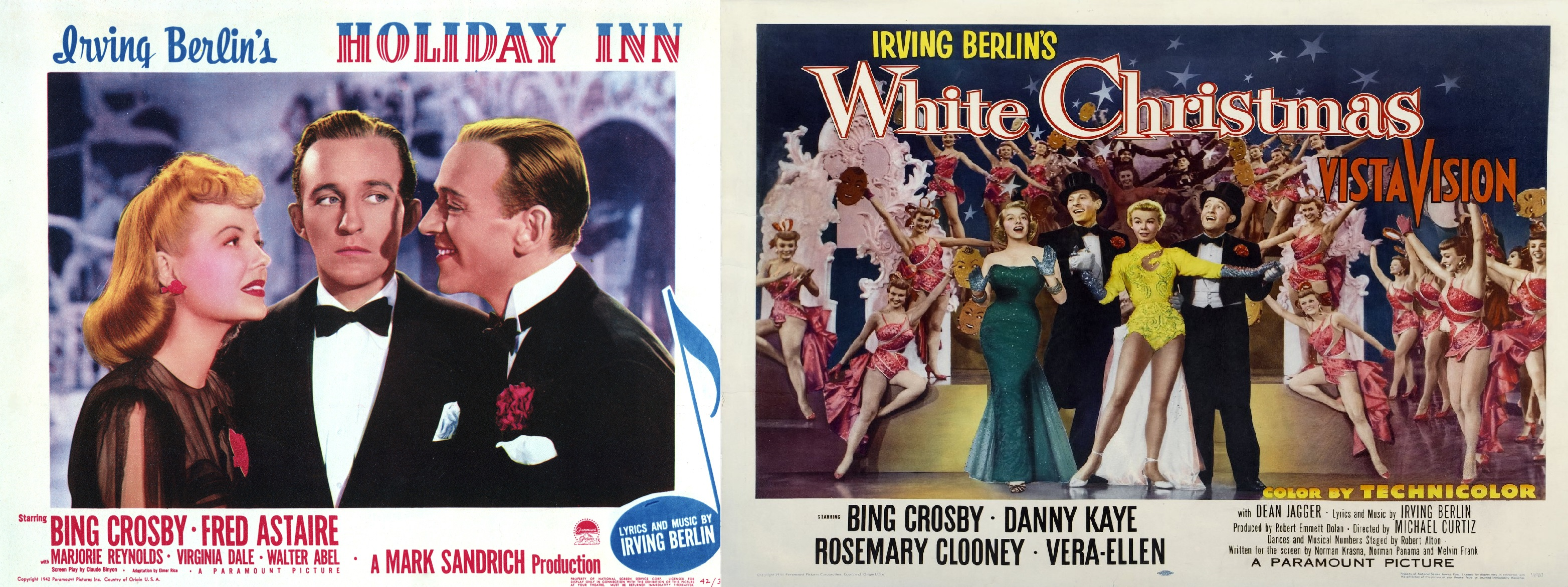 holiday inn white christmas - The Movie White Christmas
