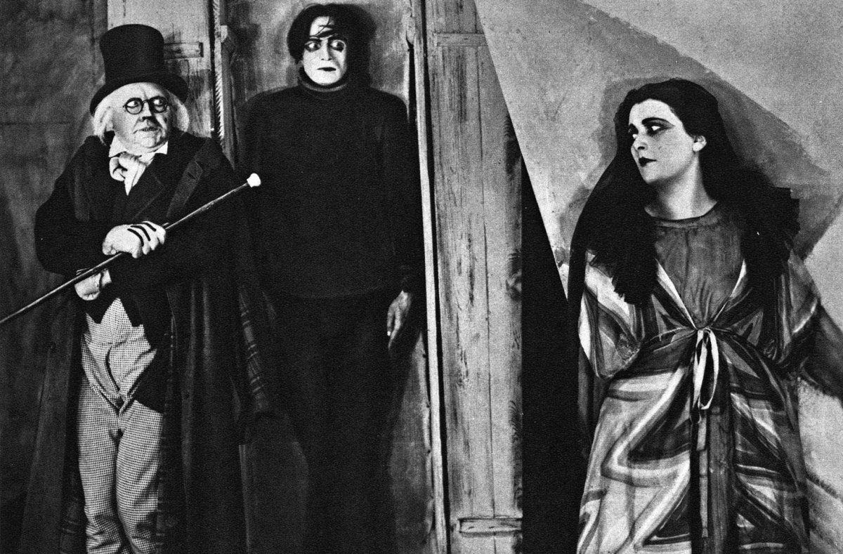 DVD Review: The Cabinet of Dr. Caligari | The Hollywood Revue