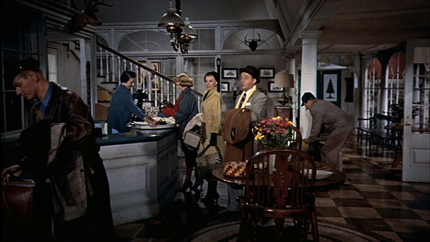 One Set, Two Movies: Holiday Inn (1942) and White Christmas (1954 ...
