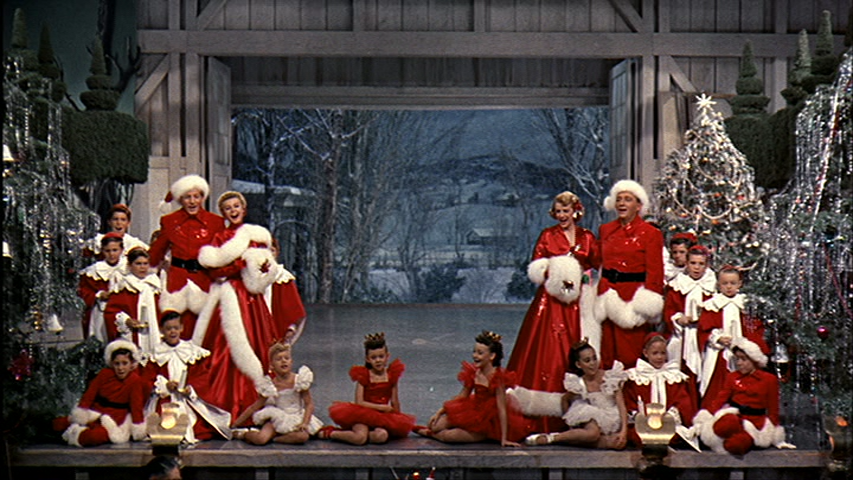 one set two movies holiday inn 1942 and white christmas 1954 - The Movie White Christmas