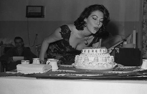 Ava Gardner Cake