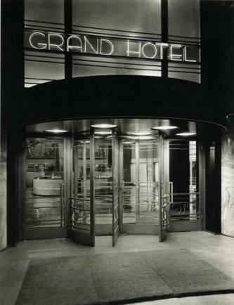Grand Hotel 1932 Exterior Shot