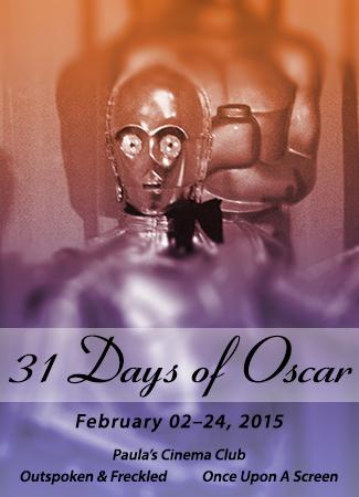 31 Days of Oscar 2015 Blogathon