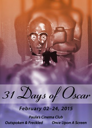 31 Days of Oscar 2015 Blogathon