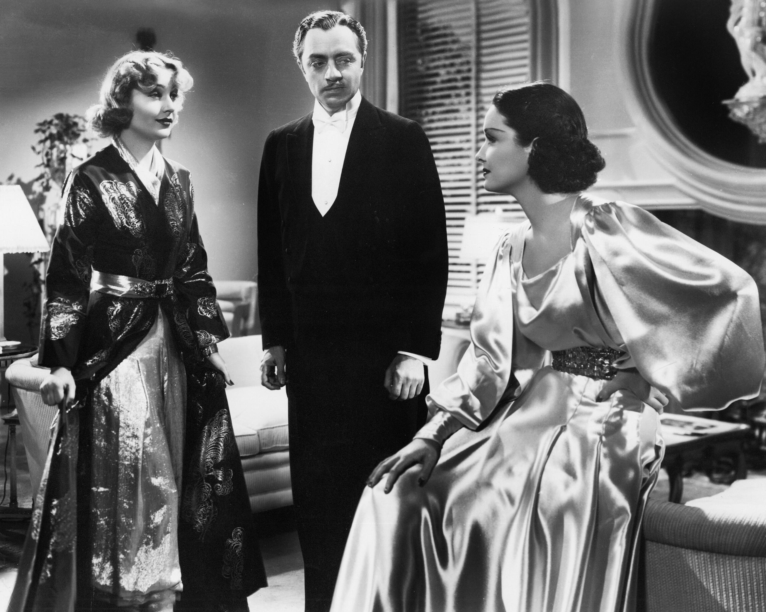 Greta Garbo  The Hollywood Revue-7876