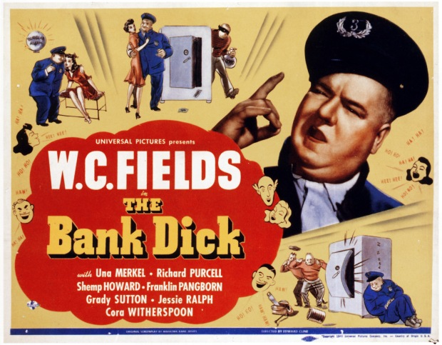 The Bank Dick WC Fields