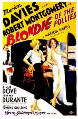 Blondie of the Follies 1932