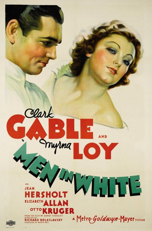 Men In White Poster 1934 (1)