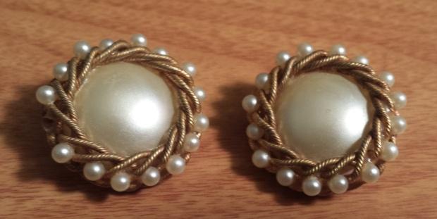 Lana Turner Earrings