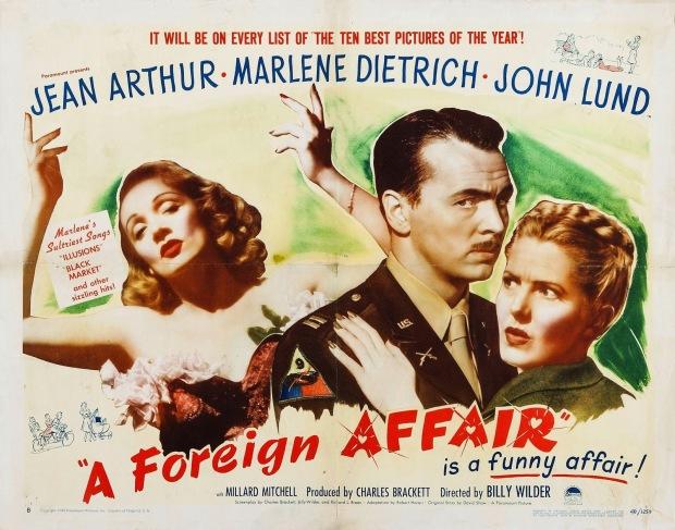 A Foreign Affair 1948