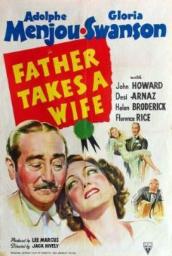 Father Takes a Wife 1941