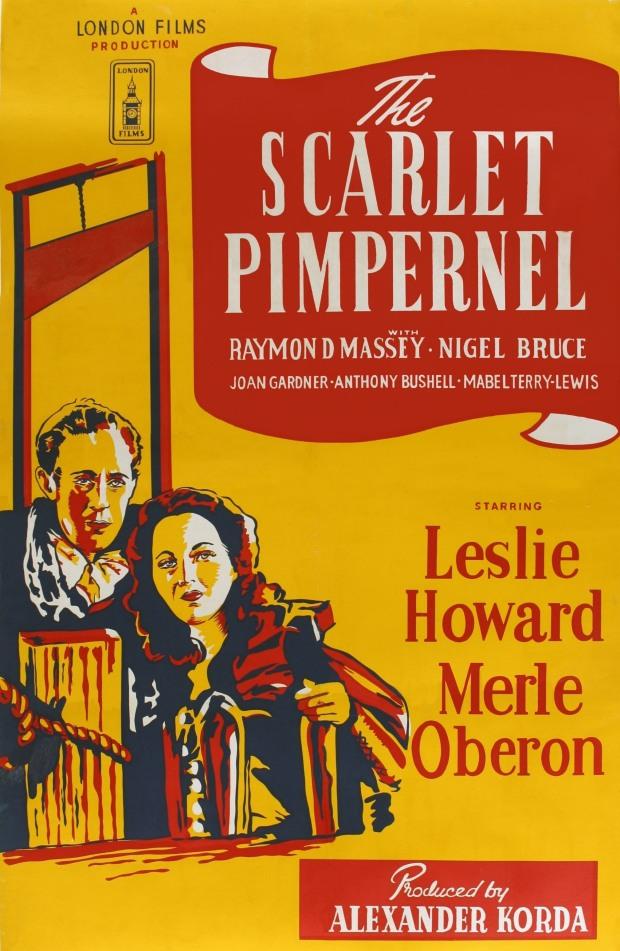 The Scarlet Pimpernel 1934