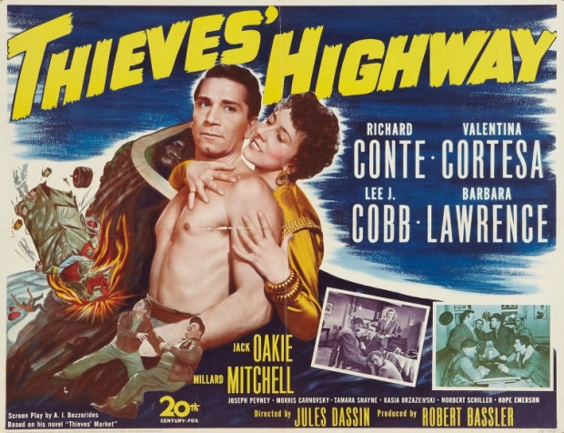 Thieves Highway 1949