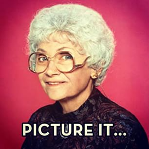 Sophia Petrillo Picture It