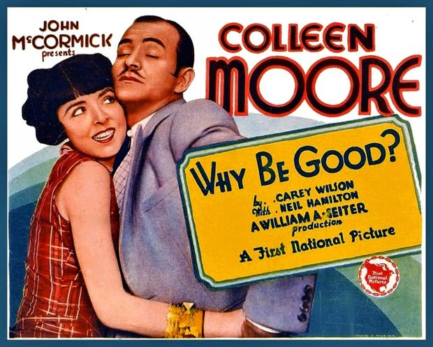 Why Be Good 1929