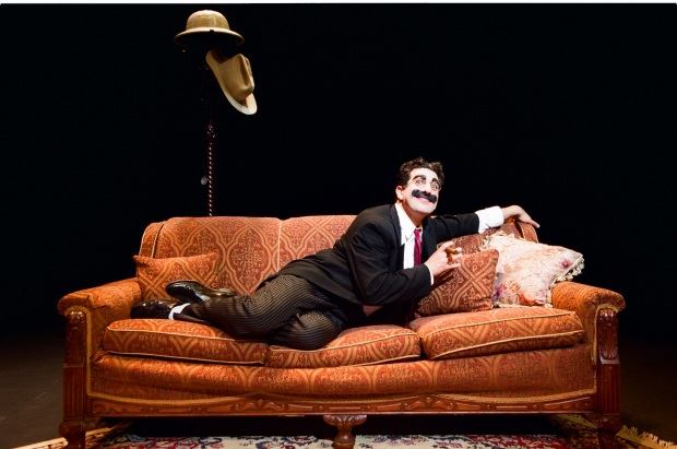 Frank Ferrante An Evening With Groucho