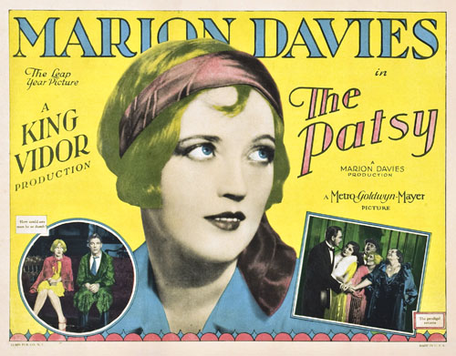 Marion Davies The Patsy