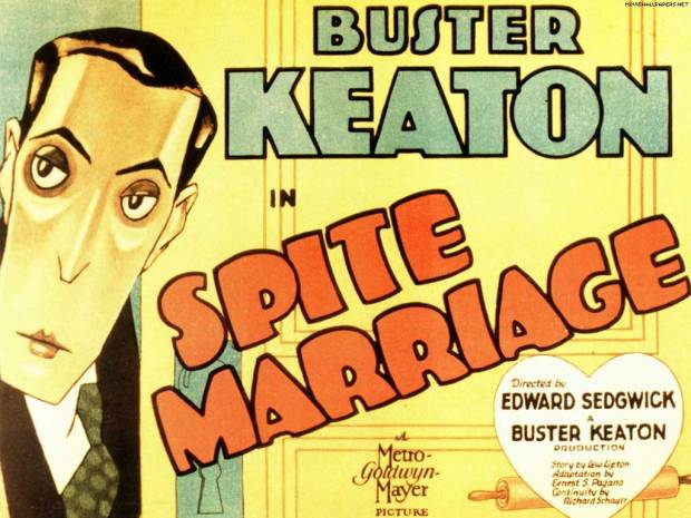 Spite Marriage 1929
