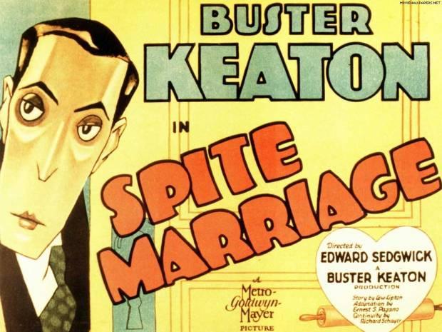 Spite Marriage 1929
