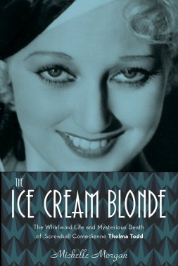 The Ice Cream Blonde Book Cover