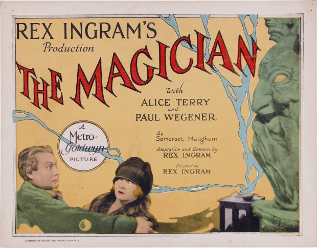 The Magician 1926