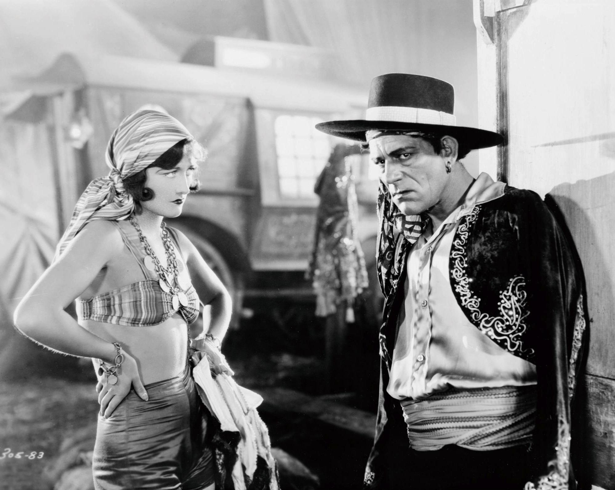 The Unknown 1927 Joan Crawford Lon Chaney