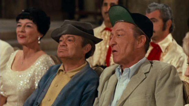 Leo Gorcey and Huntz Hall The Phynx