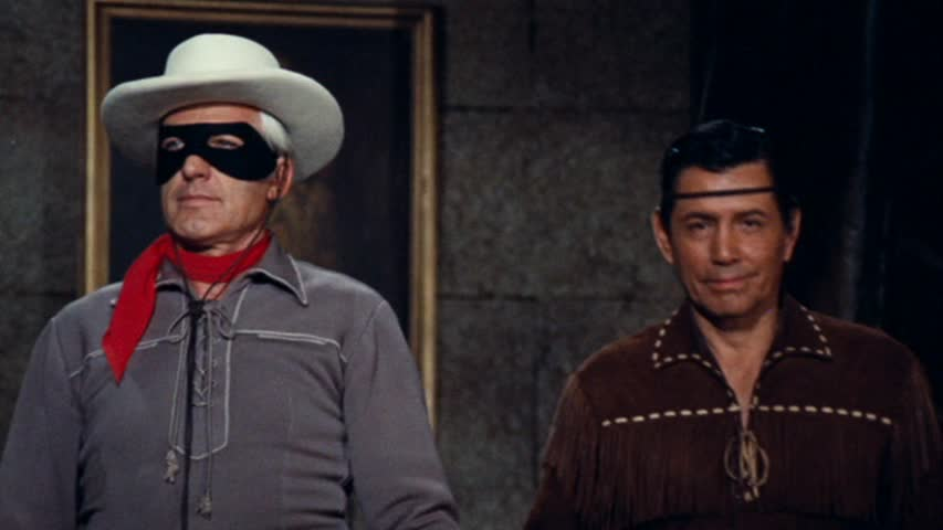 The Phynx Lone Ranger and Tonto