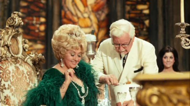 Joan Blondell Colonel Sanders The Phynx