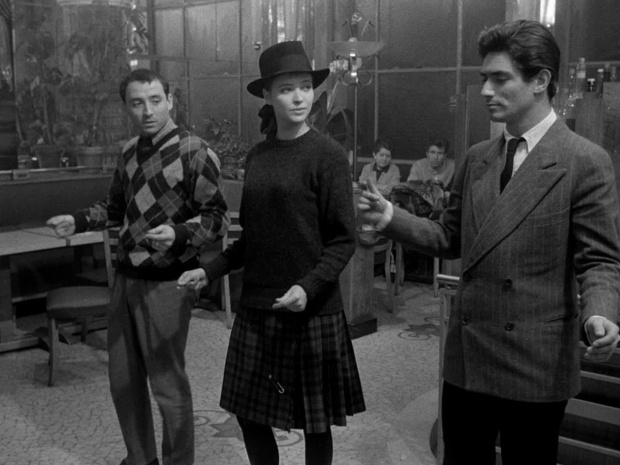 Band of Outsiders Anna Karina