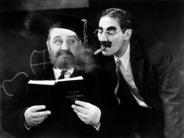 The Marx Brothers Horse Feathers