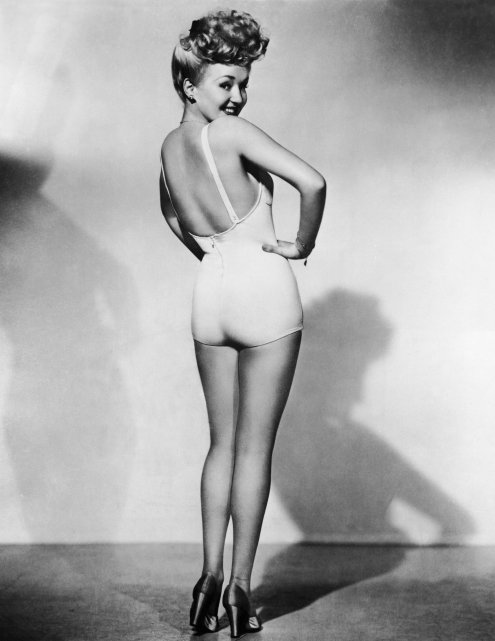 Betty Grable Pinup Picture