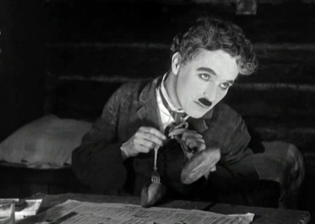 Chaplin The Gold Rush