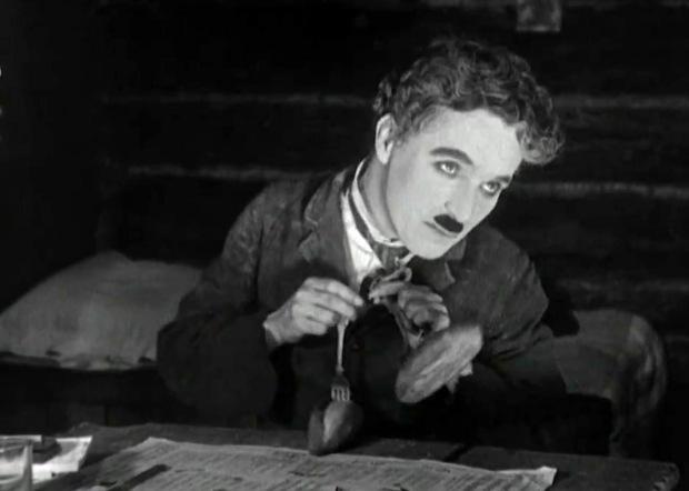 Chaplin The Gold Rush