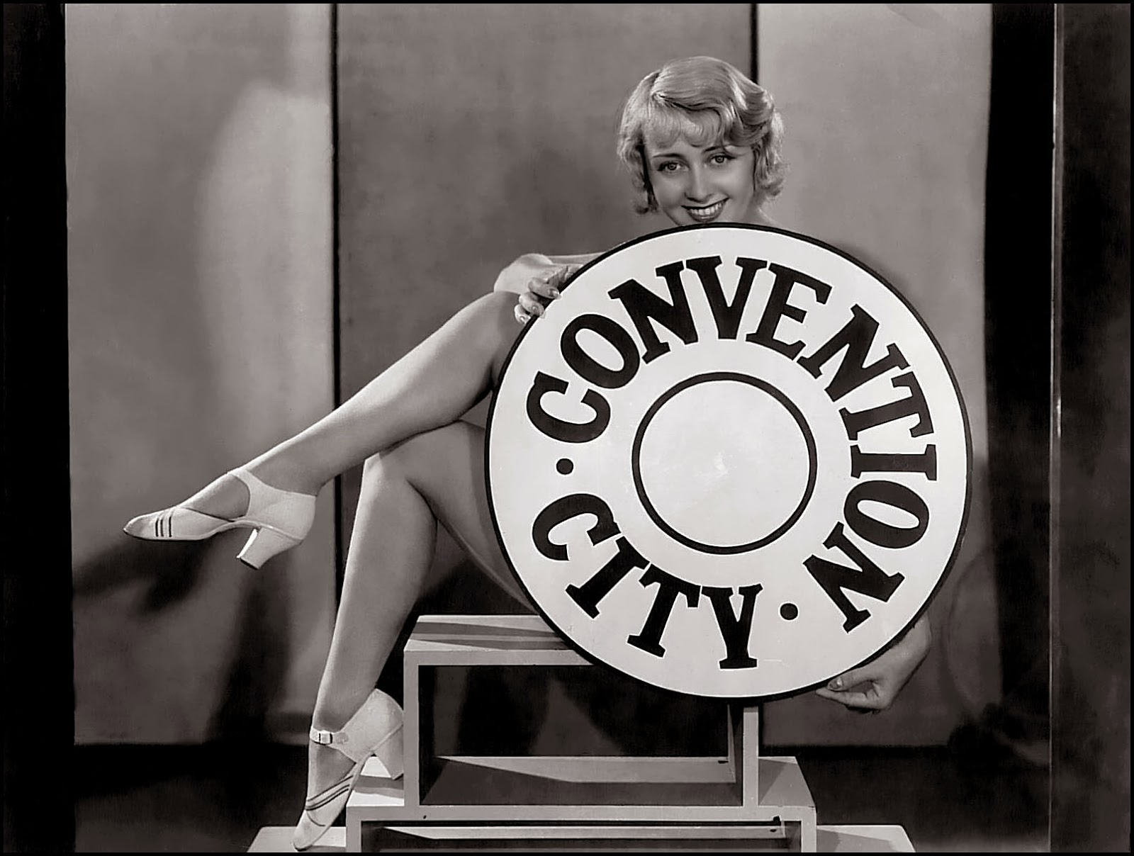 Convention City Joan Blondell
