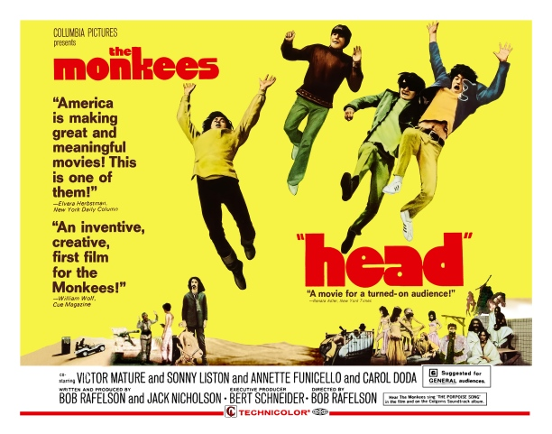 Head The Monkees 1968