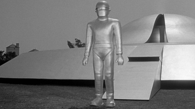 Gort The Day the Earth Stood Still