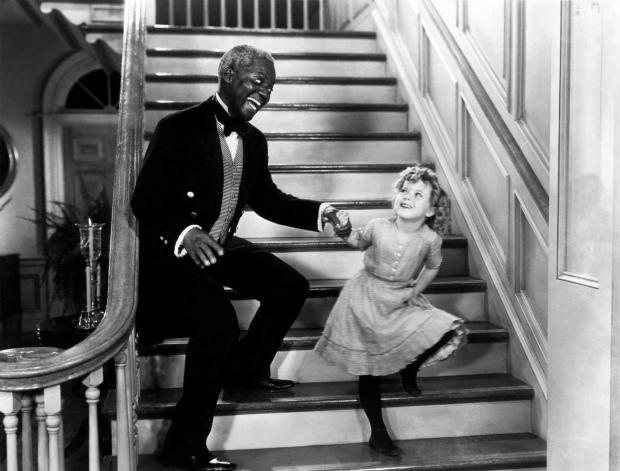 Shirley Temple Bojangles Robinson The Little Colonel