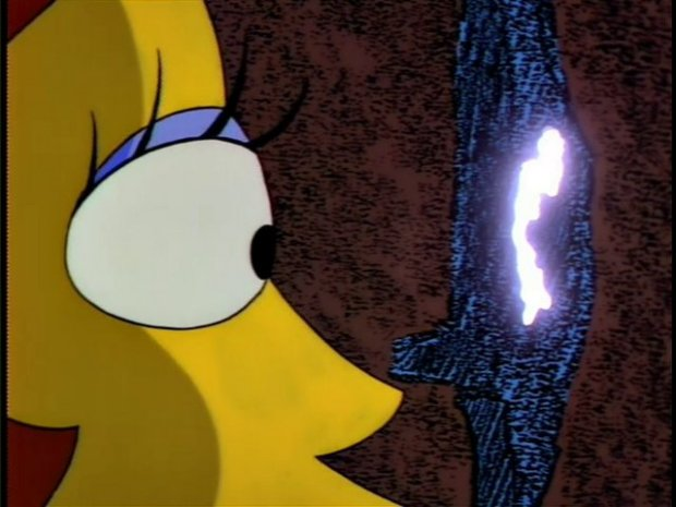 maude-flanders-watches-marge-through-hole-in-wall