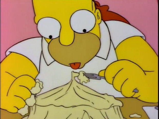 Homer Simpson Mashed Potatoes