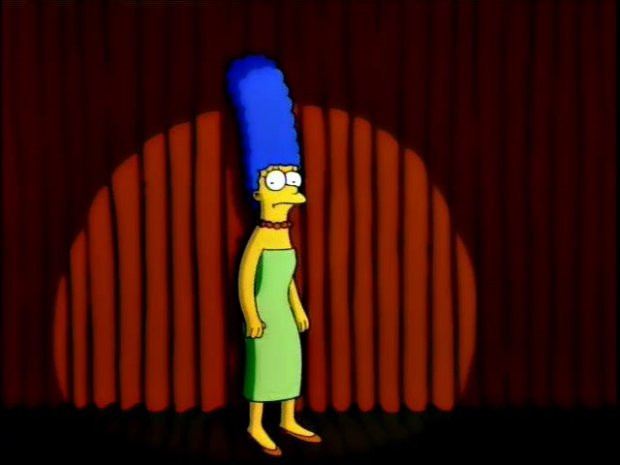 Marge Simpson THOH Intro