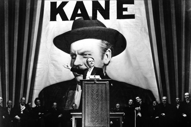 Citizen Kane Orson Welles