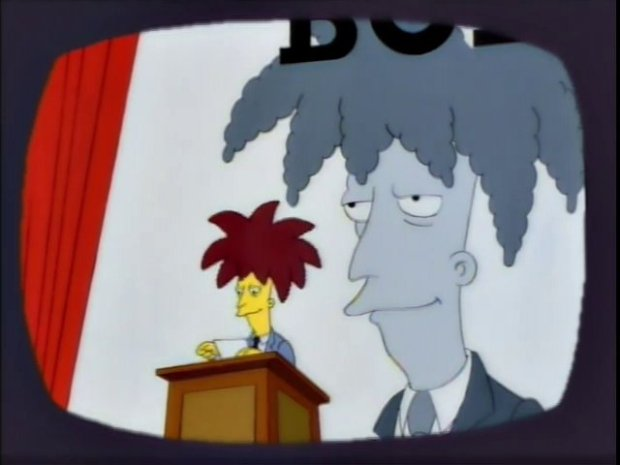 Sideshow Bob Election Speech