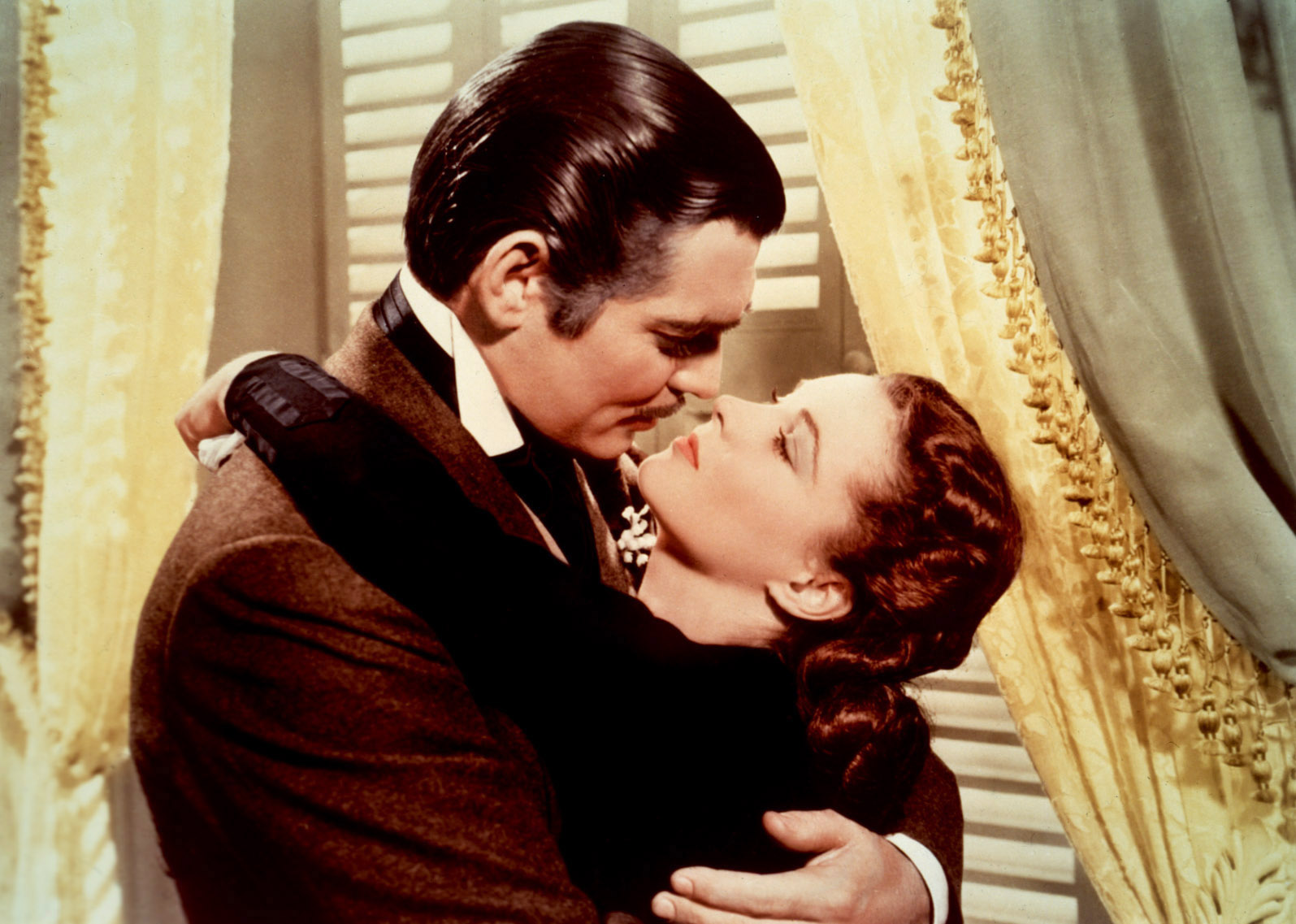 Gone With the Wind Rhett Scarlett