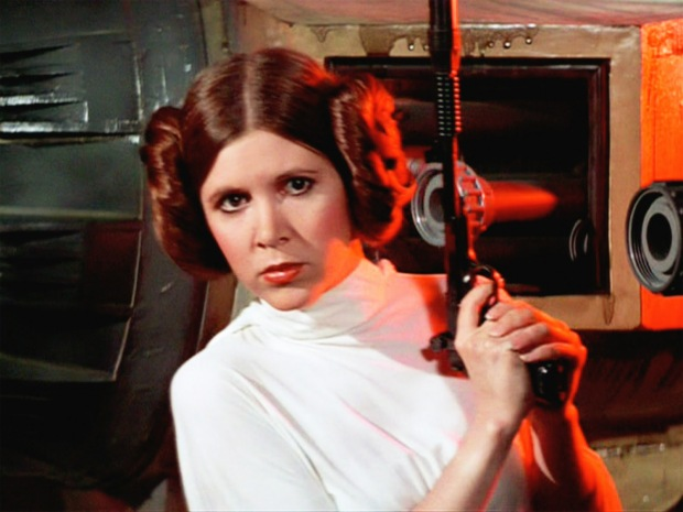 Princess Leia A New Hope