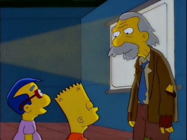 The Simpsons The Day the Violence Died