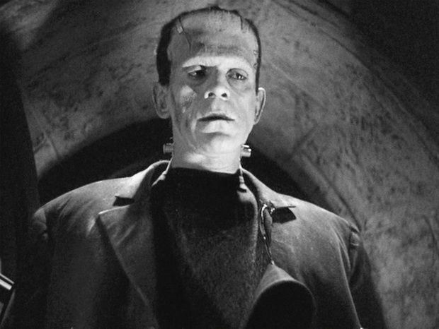 Boris Karloff Bride of Frankenstein