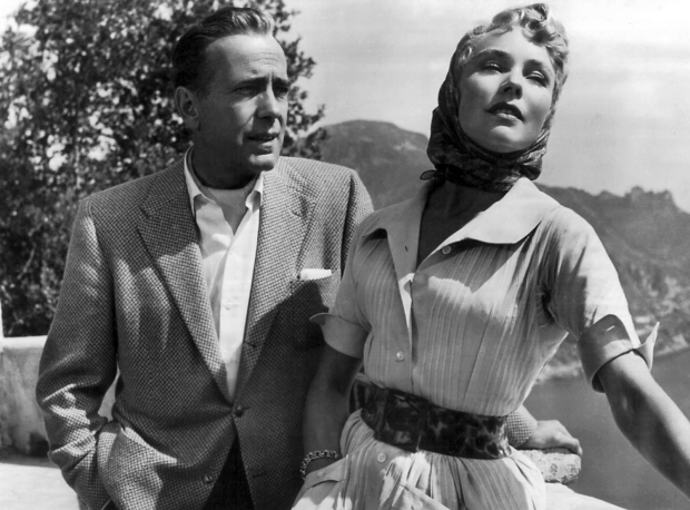 Beat the Devil Humphrey Bogart Jennifer Jones